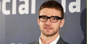 Justin Timberlake makes Geek look cool