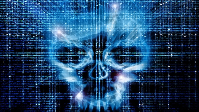 Cyber-crime thriller
