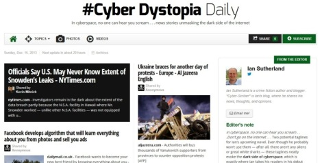 Daily Newspaper on Cybercrime and Comuter Hacking
