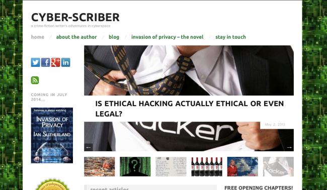 Cyber-Scriber v1.0