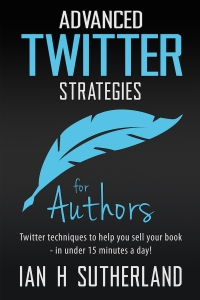 Twitter techniques to help you sell your book - in under 15 minutes a day!